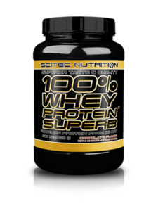 100% whey protein superb (Scitec nutrition)