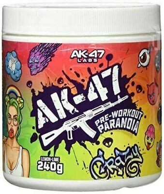 AK-47 pre-workout (AK47-labs)