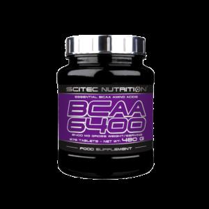 Bcaa 6400 (Scitec nutrition)