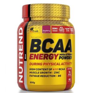 Bcaa energy mega strong powder (Nutrend)
