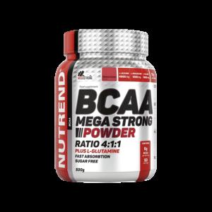 Bcaa mega strong powder (Nutrend