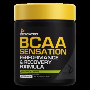 Bcaa sensation (dedicated nutrition)