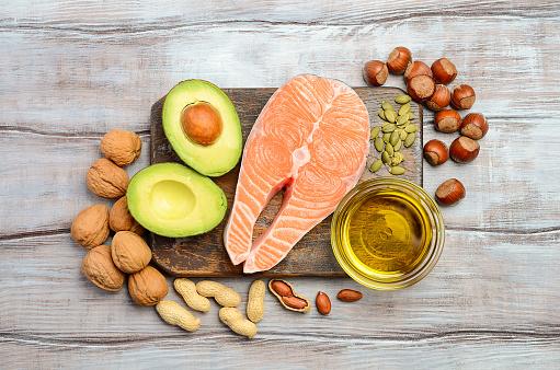Voedingsmiddelen rijk aan essentiële vetzuren