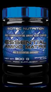 Essential amino matrix (Scitec nutrition)