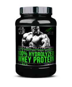 Hydrolyzed whey protein (Scitec nutrition)