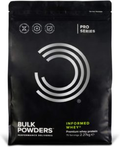 INFORMED WHEY (Bulkpowders)