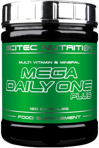 Mega daily one plus (Scitec nutrition)