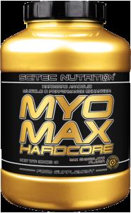 Myomax hardcore (Scitec nutrition)