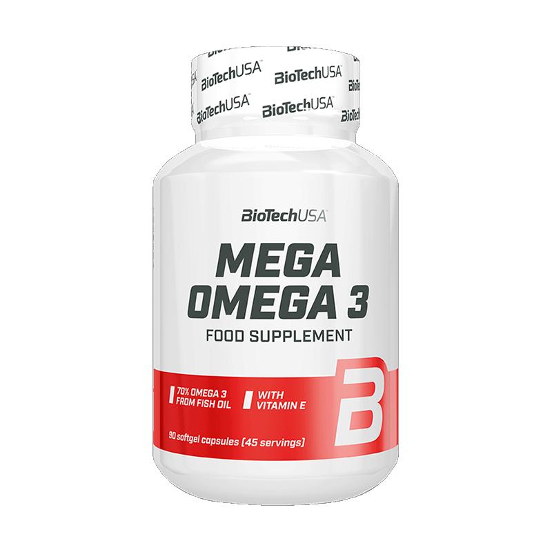 Omega 3 (90 caps) Biotech