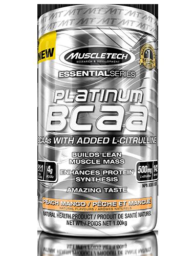 Platinum bcaa (Muscletech)