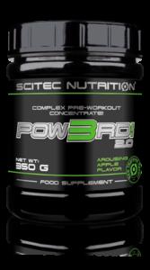 Pow3ed! 2.0 (Scitec nutrition