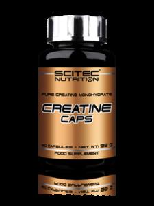 Scitec Nutrition - Creatine Caps