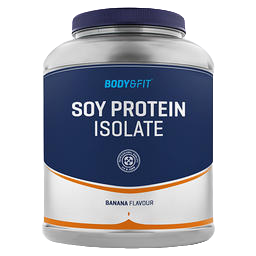 Soja eiwit isolaat Body & fit