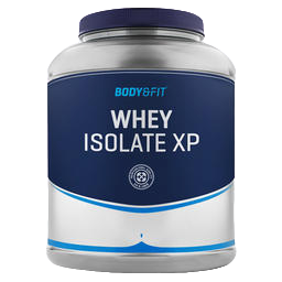 Whey isolaat xp Body&fit