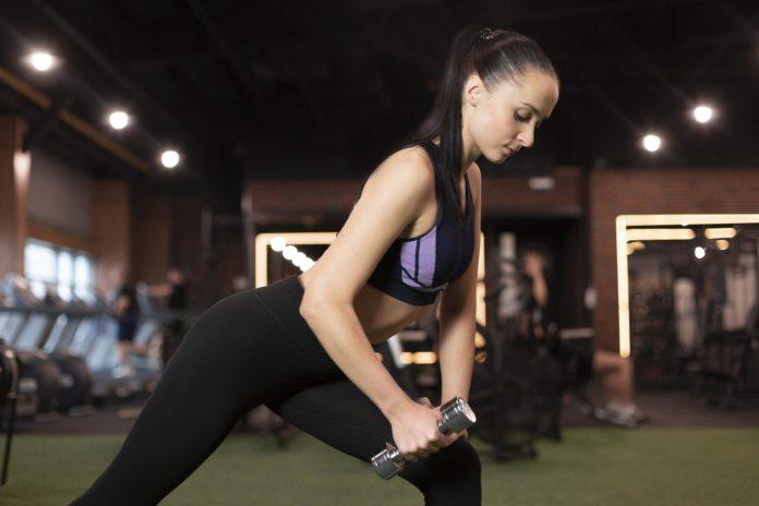 training voor vrouwen