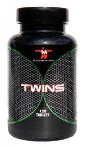 twins multivitamin (m doube